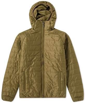 Barbour International Level Hooded Quilt Jacket