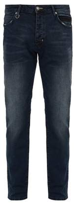 Neuw Lou Slim Fit Stretch Denim Jeans - Mens - Dark Blue