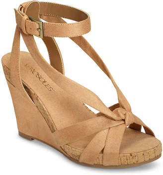 Aerosoles Fashion Plush Wedge Sandal - Women's