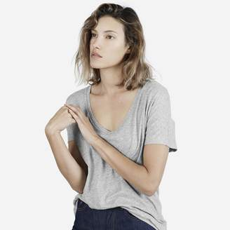 Everlane The Cotton U-Neck