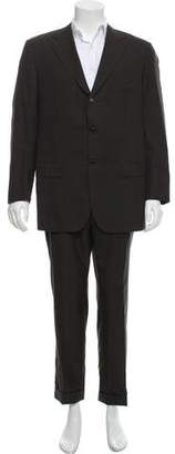 Kiton Wool Two-Piece Suit