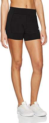 J. Lindeberg Women's W Running Sh Comp Poly Sports Shorts,6 (Manufacturer Size:X-Small)