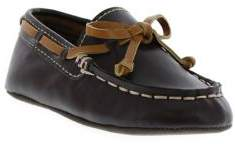 Kenneth Cole Flexy Leather Boat Shoes