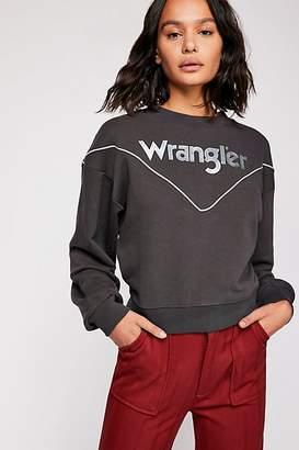 Wrangler 80s Sweatshirt