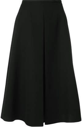 Rochas A-line midi skirt