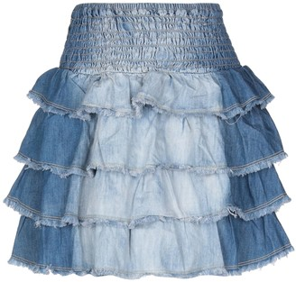 Made For Loving Denim skirts