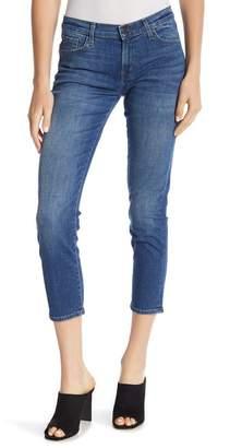 J Brand Sadey Mid-Rise Slim Straight Leg Jeans