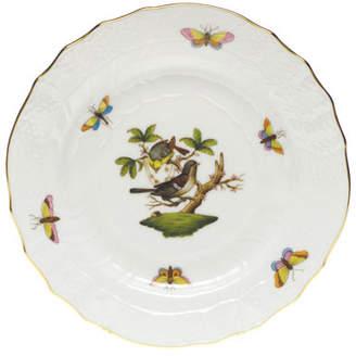 Herend Rothschild Bird Bread & Butter Plate 1