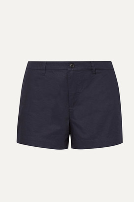 ATM Anthony Thomas Melillo Cotton-poplin Shorts