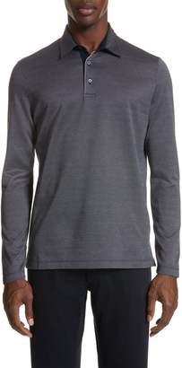 Canali Cotton Polo Shirt