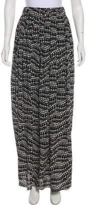 Thakoon Flared Maxi Skirt