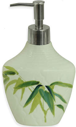 Bacova Guild Zen Bamboo Lotion Dispenser