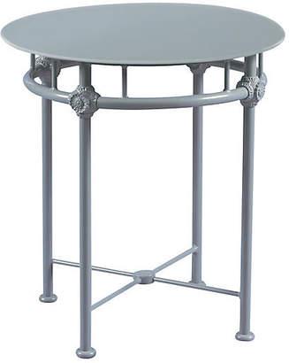 1800 Outdoor Bistro Table - Blue - TECTONA