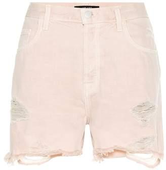 J Brand Distressed shorts