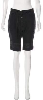 Cedric Jacquemyn Hebat Drop Crotch Shorts w/ Tags