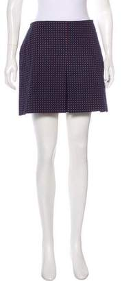 Tory Burch Printed Mini Skirt w/ Tags