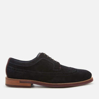 Ted Baker Men's Delanis Leather/Suede Brogues
