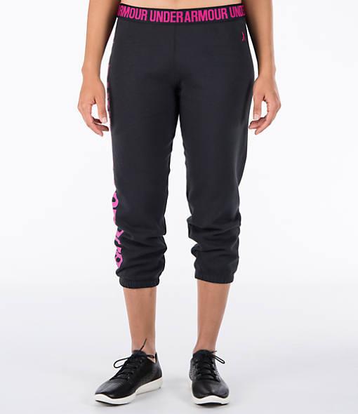 Under Armour Women's Favorite Fleece Capri Pants