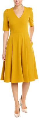 Donna Morgan A-Line Dress