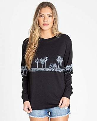 Billabong Women's Long Sleeve Tee