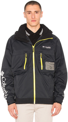 Columbia Gale Warning Parka $230 thestylecure.com