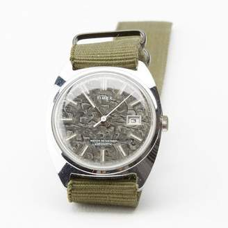 Blade + Blue Vintage Timex Military Watch