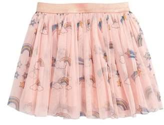 Tucker + Tate Rainbow Tulle Skirt
