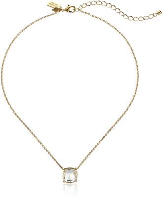 "Kate Spade Cause A Stir"" Mini Pendant Necklace"
