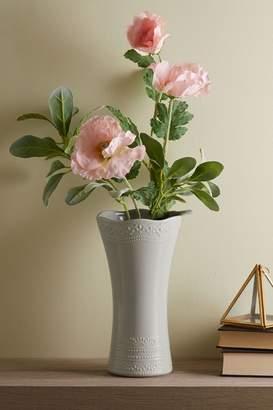 Next Lace Effect Vase