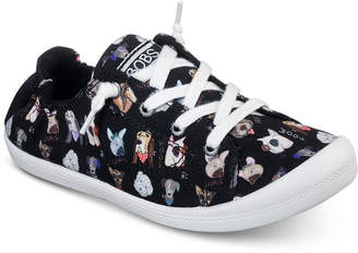 Skechers Women's Bobs Beach Bingo - Dapper Party Bobs for Dogs Casual Sneakers from Finish Line