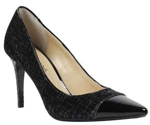 J. Renee Marvela Cap Toe Pump