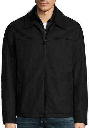 Dockers Collard Jacket W Attached Bib