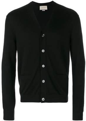 Gucci V-neck cardigan