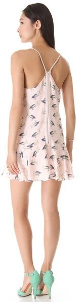 Milly Carlin Strap Dress
