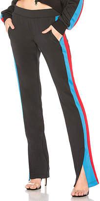 Pam & Gela Sport Stripe Pant