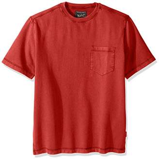 Woolrich Men's Crescent Lake Terry Tee