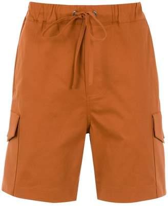 Egrey cargo shorts