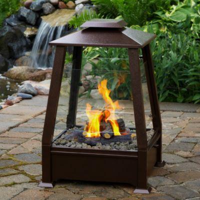 Lantern Fire Pit