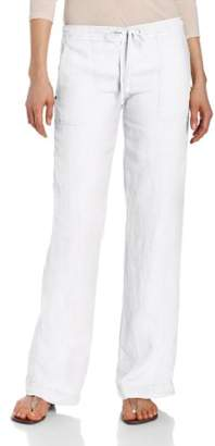 Michael Stars Women's Linen Drawstring Pant