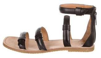 Marc by Marc Jacobs Cage Ankle-Strap Sandals