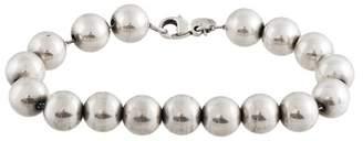 Tiffany & Co. 925 Sterling Silver Beaded Bracelet