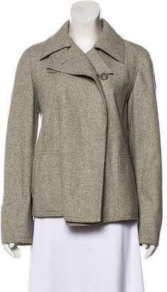 Akris Punto Wool Short Coat