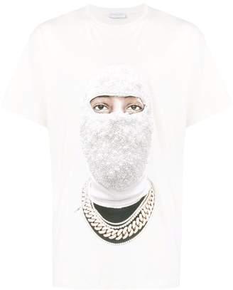 Ih Nom Uh Nit balaclava printed T-shirt