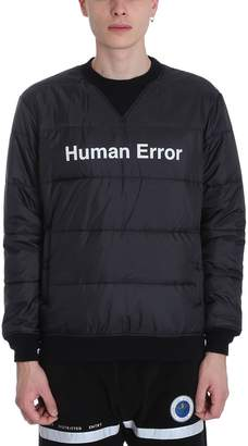 Undercover Jun Takahashi Black Polyester Sweatshirt