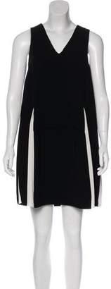 Rag & Bone Sleeveless V-Neck Dress