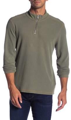 Agave Shaper Mock Neck Pullover