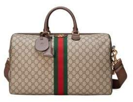 Gucci Medium Ophidia GG Carry-On Duffle