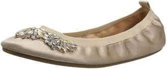 Badgley Mischka Women's Sasha Ballet Flat