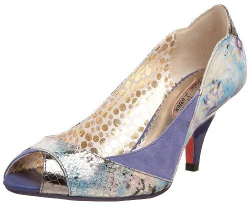 Poetic Licence Women's Surrender Peep Toe Pump