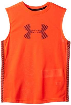 Under Armour Kids Threadborne Tech Tank Top Boy's Sleeveless